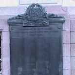 St Gilles War Memorial WW1 (A-L)