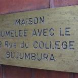 Twinning with Burundi