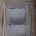 Palais de Justice - inaugurated