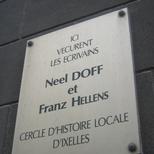 Neel Doff et Franz Hellens